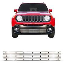 Sobre Grade Darta Renegade 4x2 2016 Fiat Aço Inox 1 Peça