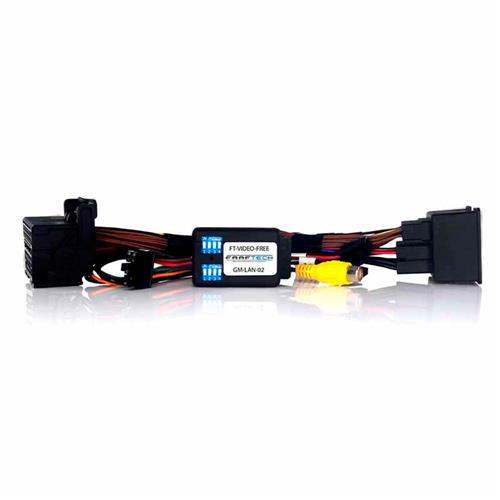 Interface Desbloqueio de Tela Faaftech FT Video Free GM LAN02 GM S10 LTZ 2014 Em Diante