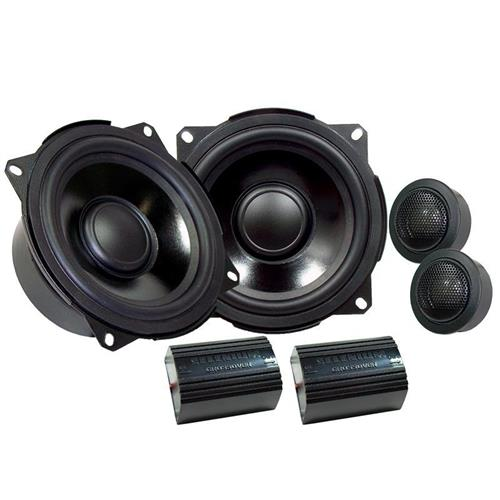 Kit Two Way JBL Selenium 52V4A 5 Pol 120W RMS