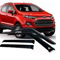 Calha Defletor de Chuva Ford Nova Ecosport 13/14 4Portas Tg poli 5 Anos Garantia