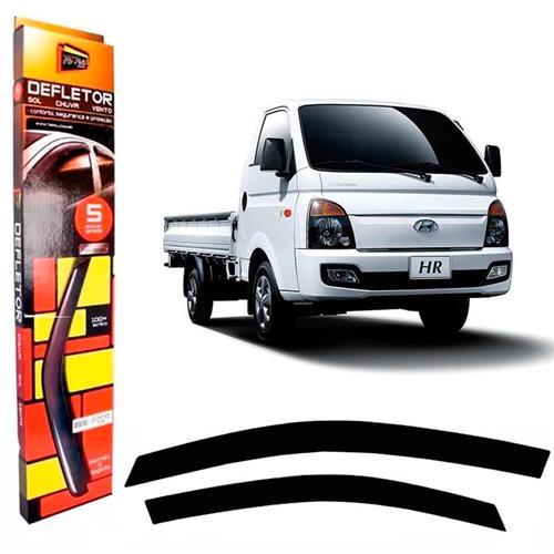 Calha Defletor de Chuva Hyundai HR 2005 a 2015 2 Portas Tg Poli