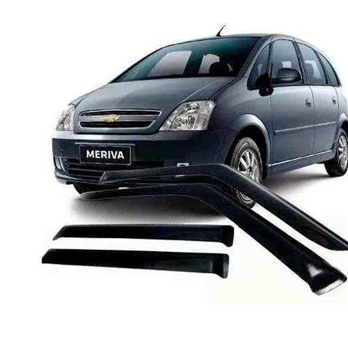 Calha Defletor de Chuva Fiat Doblo 01/15 2Portas Tg poli 5 Anos Garantia