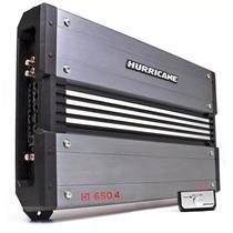 Módulo Amplificador Hurricane H1 650.4 5200W RMS 4 Canais
