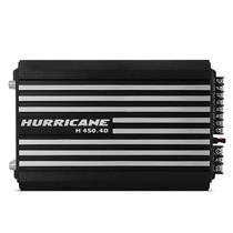 Módulo Amplificador Hurricane H450.4 400W RMS 4 Canais