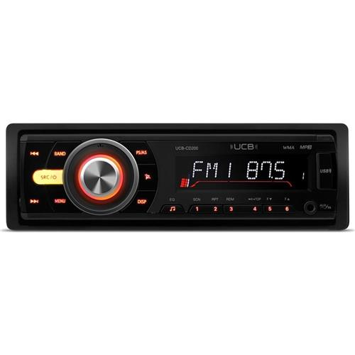 Auto Radio Cd Player Mp3 Wma UCB-CD200 Ucb Connect