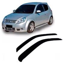 Calha Defletor de Chuva Ford KA 97/13 2Portas Tg poli 5 Anos Garantia