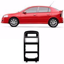 Moldura de Painel AutoPlast AP771 Para Dvd 2 Din Astra Hatch Sedan Ar Cond Digital
