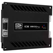 Módulo Amplificador de Som Banda Ice2502 1 Canal 2500W RMS 2 Ohms