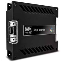 Módulo Amplificador de Som Banda Ice3002 1 Canal 3000W RMS 2 Ohms