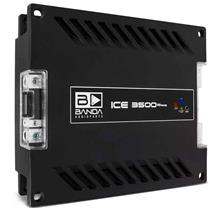 Módulo Amplificador de Som Banda Ice 3502 1 Canal 3500W RMS 2 Ohms