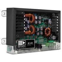 Módulo Amplificador de Som Banda 2.4D Transparente 4 Canais 400W RMS 2 Ohms