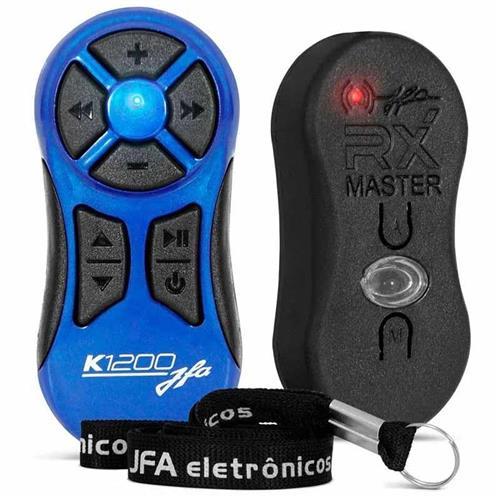 Controle Longa Distância JFA K 1200 Azul
