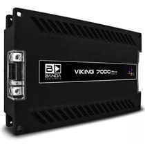 Módulo Amplificador de Som Banda Viking 7001 1 Canal 7000W RMS 1 Ohm