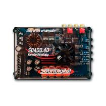 Módulo Amplificador de Som Automotivo SOUNDIGITAL SD400.4D 4 OHMS