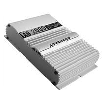 Módulo Amplificador de Som Boog AB2000 2 Canais 140W RMS 4 Ohms