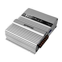 Módulo Amplificador de Som Boog AB3100 3 Canais 390W RMS 2 Ohms