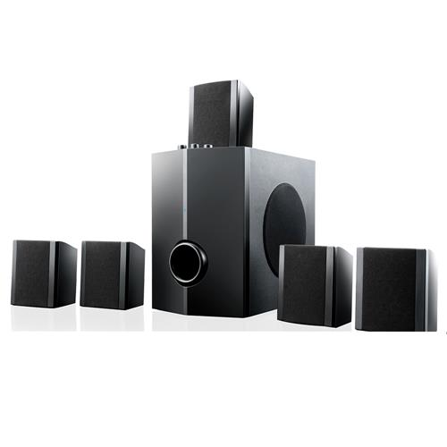 Home Theater Multilaser SP087 40W 5 Canais