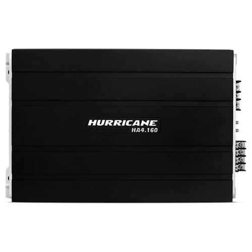 Módulo Amplificador Hurricane 4.160 4 Canais 160W RMS 4 Ohms