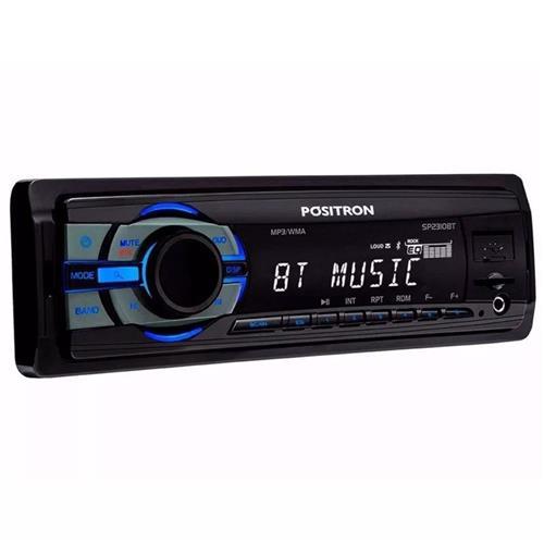 Auto Radio Positron SP2310 Mp3 Player Bluetooth Usb Aux