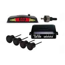 Sensor De Estacionamento Orbe Van Onibus 4 PTS Com 2 Cameras De Re Com Display 5,8 Pol