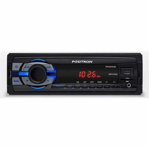 Auto Radio Positron SP2210 UB Mp3 Player Usb Sd-Card