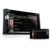 Central Multimídia Dvd Player Multilaser Evolve+ 2 Din TV Digital Gps Mirror Link