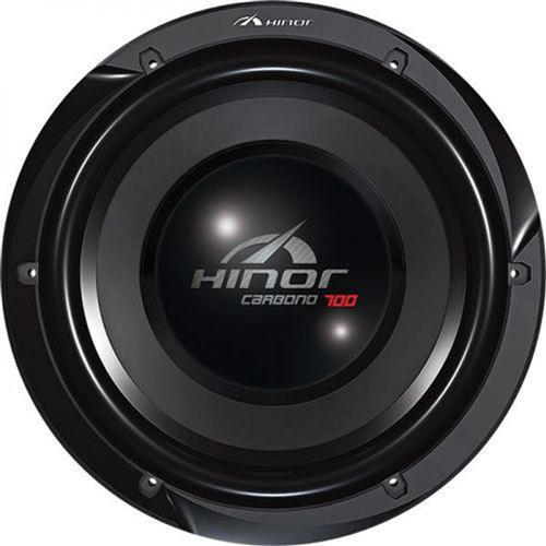 Subwoofer Hinor Carbono 700 12 Pol 350W RMS 4 Ohms
