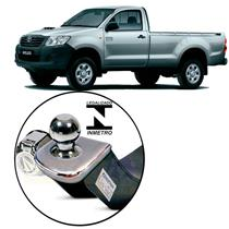 Engate Engetran Hilux P-UP. Cabine Simples 2.7/3.0 Gas/Diesel 09/14 Parachoque Estendido