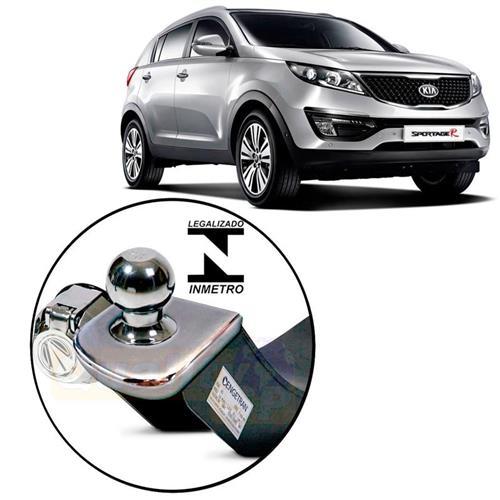 Engate Engetran Kia Sportage EX 2.0 4X2 2010 a 2015