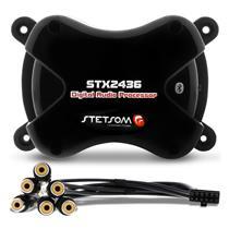 Processador de Audio Stetsom STX2436 Via Bluetooth