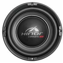 Subwoofer Hinor Carbono 8 Pol 150W RMS 4 Ohms