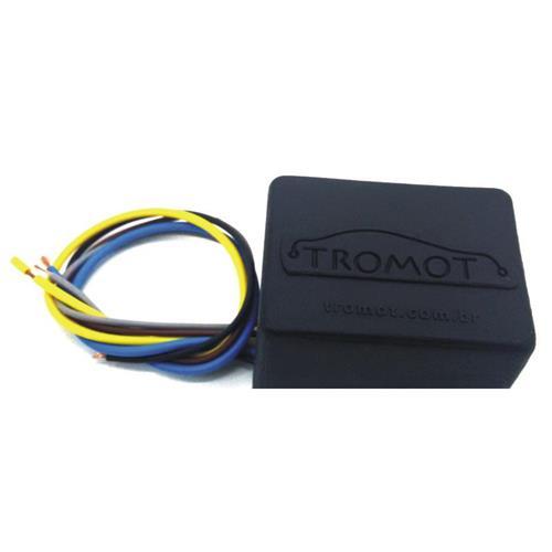 Interface de Acionador Tromot Automático de Farol Baixo Com Veiculo Em Movimento Road Light TRL02