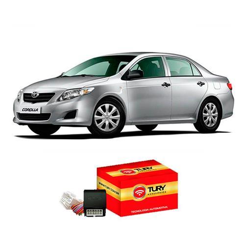 Módulo de Vidro/Ret Tury LVX5.1AG Corolla 09/13 Altis/GLi/Seg/Xei