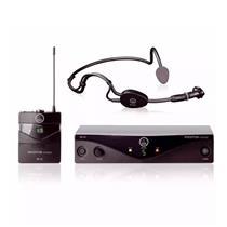 Microfone Sem Fio AKG Pw Sset B2 45 Sport Headset