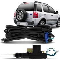 Trava Elétrica De Porta Malas Luferma Ecosport 2003 A 2012 Kit 3 Pçs