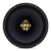Alto Falante Woofer Eros 12 Pol E12 Hammer 7K 3500W RMS 4 Ohms