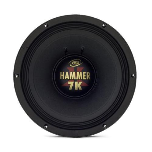 Alto Falante Woofer Eros 15 Pol E15 3500W Hammer 7K 4 Ohms