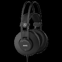 Fone de Ouvido Headphone AKG K52 Over Ear Profissinal Sistema Fechado