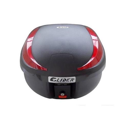 Baú Bauleto Glider Speed Para Motos 40 Litros