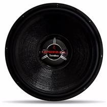 Subwoofer Bomber Upgrade 15 Pol 350W RMS 4 Ohms Bobina Simples