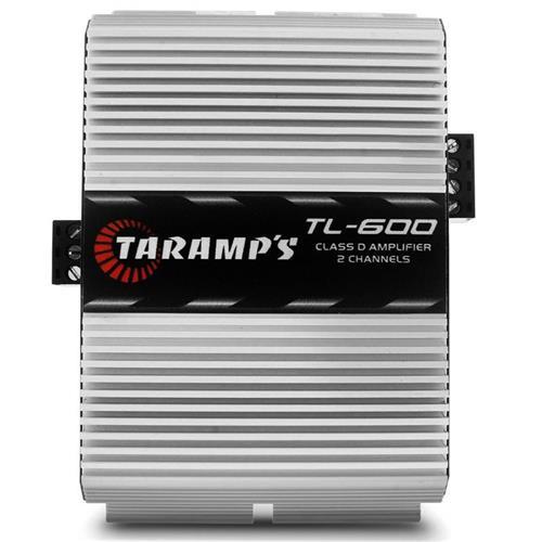 Módulo Amplificador Taramps TL 600 170W RMS 2 Canais Entrada Fio