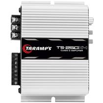 Módulo Amplificador Digital Taramps TS-250x4 4 Canais 252 Watts RMS