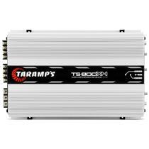 Módulo Amplificador Taramps TS800X4 800W RMS 4 Canais 2 Ohms
