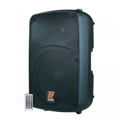 Caixa Staner SR212A 12'' 200W Bi-Amplificada USB/SD/MP3/FM/Blluetooth
