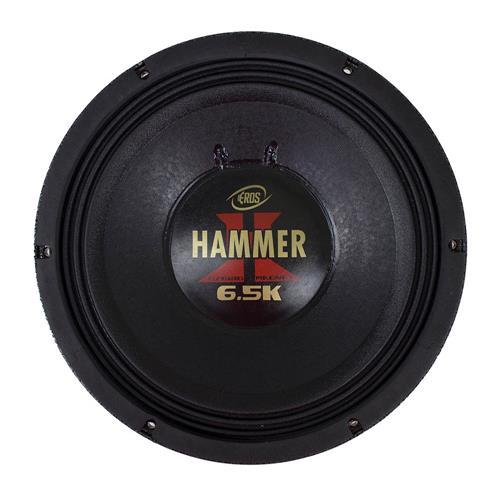 Alto Falante Woofer Eros 12 Pol E12 Hammer 6.5K Hybrid 3250W RMS 4 Ohms