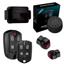 Auto Alarme Positron Cyber Fx 330