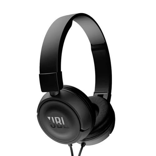 Fone de Ouvido JBL T450 On Ear Com Microfone Preto