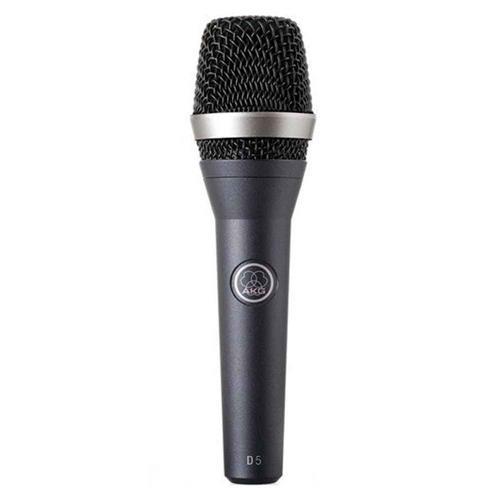 Microfone Dinâmico Profissional AKG D5