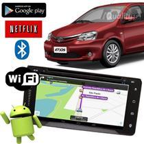 Central Multimídia Caska NAVPRO SmartMedia NP3188 com Android para Toyota