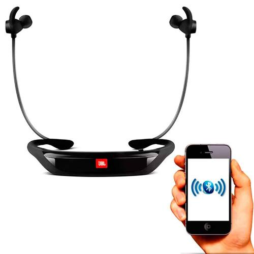 Fone de Ouvido Bluetooth JBL Response Preto